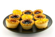 Free Jam Tarts Stock Photos - 10355653