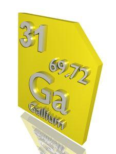 Free Gallium Royalty Free Stock Images - 10356839