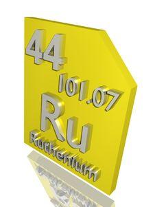Free Ruthenium Royalty Free Stock Image - 10356876