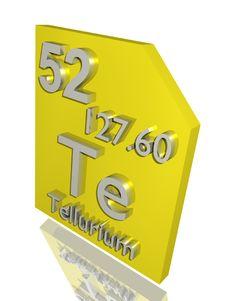 Free Tellurium Stock Image - 10356901