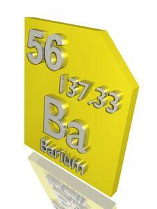 Free Barium Stock Images - 10356914