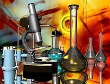 Free Chemical Devices Stock Images - 10357014