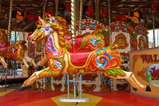 Free Merry-go-round Stock Photos - 10357373