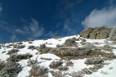 Free Winter Landscape Royalty Free Stock Image - 10358356