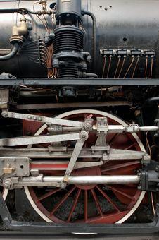 Free Locomotiva A Vapore GR 691 Stock Photo - 10359420