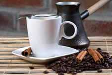 Free Coffee Cup Stock Images - 10359674