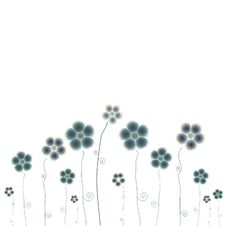 Free Abstract Floral Background Stock Images - 10359824