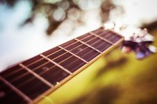 Free Acoustic, Acoustic, Guitar, Blur Royalty Free Stock Images - 103510569