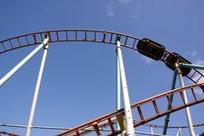 Free Roller Coaster Stock Photos - 10361233