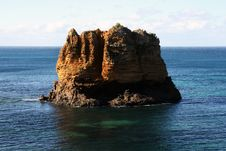 Apostles On The Great Ocean Road. Stock Image