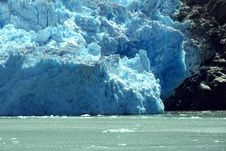 Free Sawyer Glacier, Alaska Stock Photos - 10361963