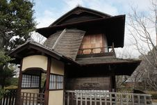 Free Roan Tea House In Japan Royalty Free Stock Photo - 10362015