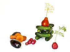 Free Vegetable Bastion Stock Photo - 10363060
