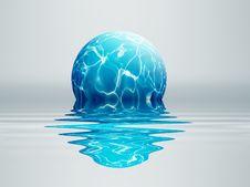 Free Water Ball Stock Photo - 10363110