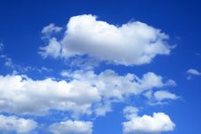 Free Clouds Royalty Free Stock Images - 10363399