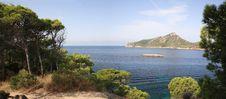Free Panoramic Landscape On Majorca Stock Photos - 10363603