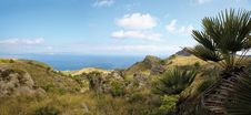 Free Panoramic Landscape On Majorca Stock Images - 10363624