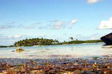 Free A Maldives Island Royalty Free Stock Photo - 1040395