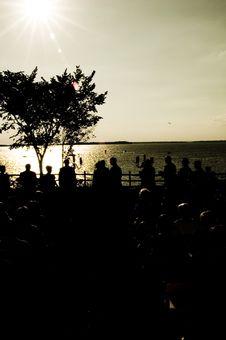 Free Sunset Stock Photo - 1040660