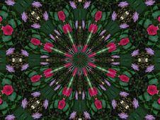 Free Pink And Purple Pinwheel Stock Images - 1040874