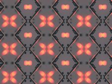 Free Glowing Patterns Stock Images - 1040904