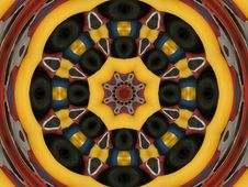 Free Wheel Of Colors Royalty Free Stock Photo - 1040905