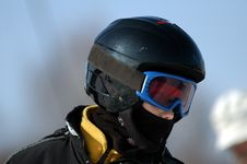 Free Young Boy On Ski Royalty Free Stock Photos - 1041028