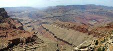Free Grand Canyon - Panoramic View Stock Photo - 1043460