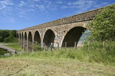 Free Cullen Viaduct Stock Image - 1043551