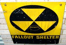 Free Fallout Shelter Royalty Free Stock Photo - 1043775