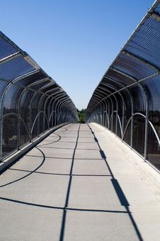 Free Pedestrian Bridge Stock Photos - 1044233