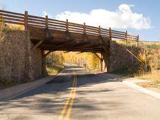 Free Colorado Bridge Royalty Free Stock Photos - 1044358