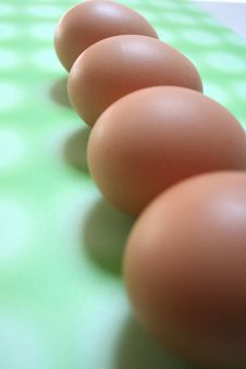 Free Eggs Royalty Free Stock Photo - 1044795