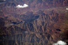 Free Canyon Ridges Stock Photography - 1044882