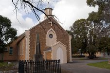 Free Historic St. George S Church Royalty Free Stock Photography - 1044897