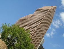 Free Business Building Against Cloud 2 Stock Photos - 1044973