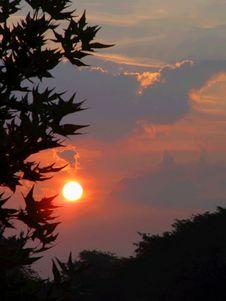Free Sunrise Stock Photography - 1045442