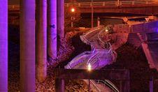 Free Stairs To Bayou Stock Photos - 1045783