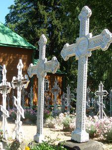 Free Crosses Stock Image - 1046681