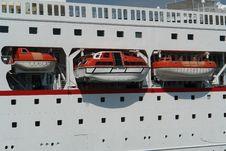 Rescue Boats Stock Photos