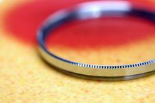 Free Chrome Filter Ring Stock Image - 1047141