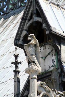 Free Eagle Statue Stock Photos - 1047563