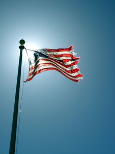 Free Freedom Flag Stock Photos - 1048143