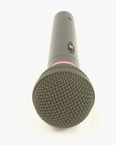 Free Microphone Royalty Free Stock Photos - 1049098