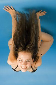 Free The Beautiful Girl In Bikini Stock Photos - 1049433
