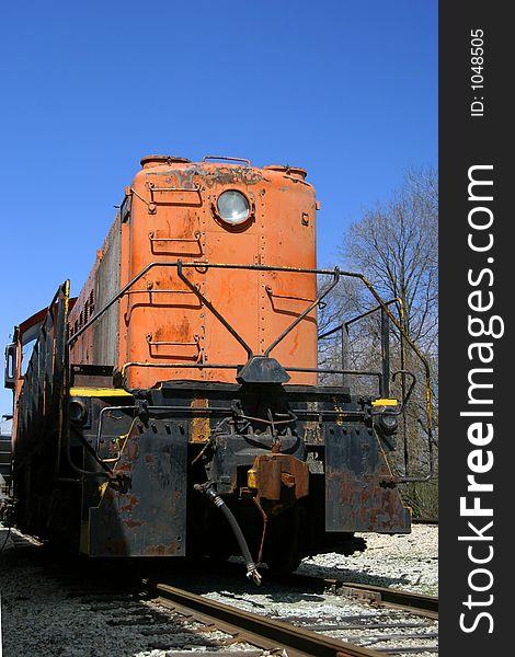 Engine & Tracks