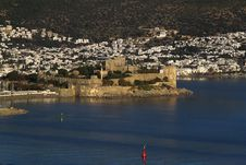 Free Wonderful Town Bodrum By The Sea Stock Photos - 104013633