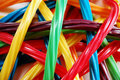 Free Colorful Licorice Ribbons Royalty Free Stock Photos - 10420038