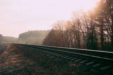 Free Train Rails Photography Royalty Free Stock Image - 104366776
