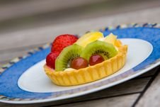 Free Fruit Tart Food Royalty Free Stock Images - 10443119